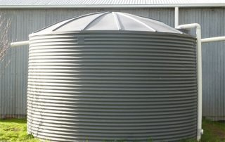 FAQs On Rain Collection and Parts Like a Water Storage Tank