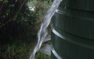 How to Properly Screen a Rainwater Storage Tank