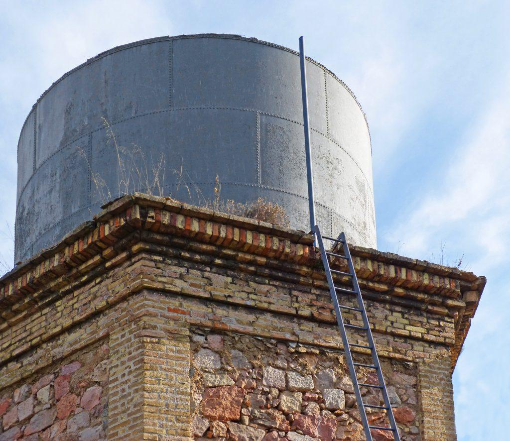 Cleaning Sludge Buildup From Rainwater Storage Tanks