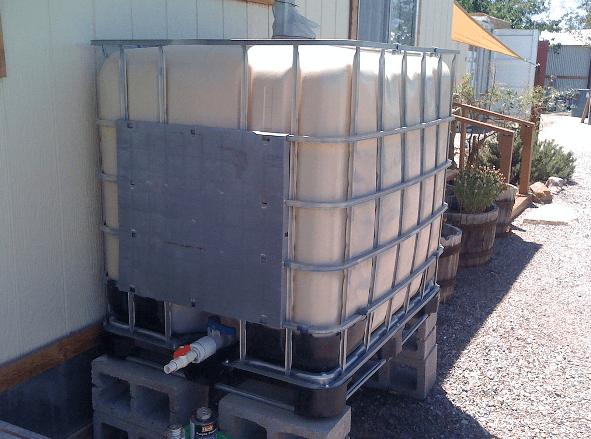 Slimline Water Tanks in Perth